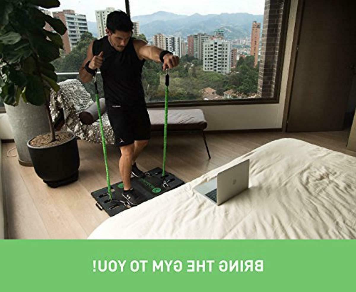BodyBoss Home Gym - Full Home 1 Set Resist