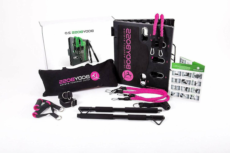 BodyBoss - Full Portable Gym Home 1
