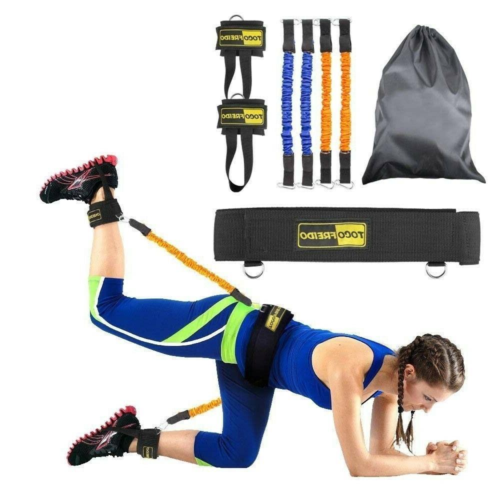 booty belt system resistance bands for legs