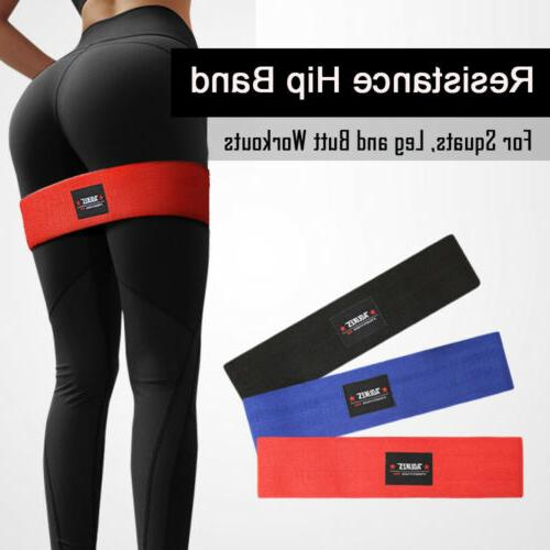 Booty Loop Hip Exercise Stretchable Band