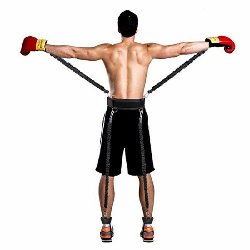 Bounce Trainer Resistance Bands Agility Pull Rope For Boxing