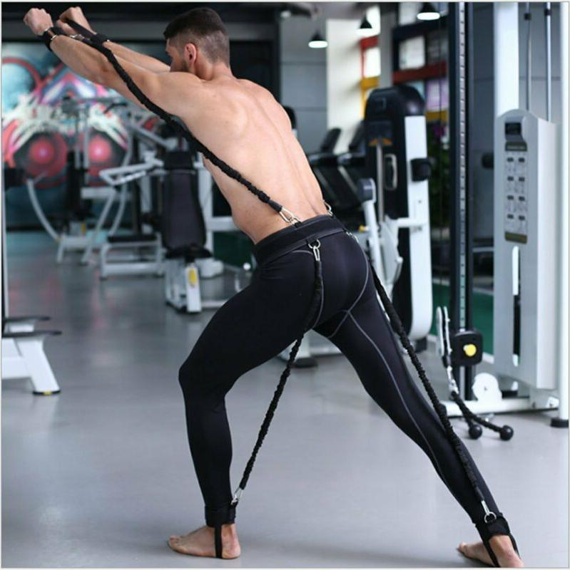 Boxing Fitness Resistance Trainer Sports Training Equipment