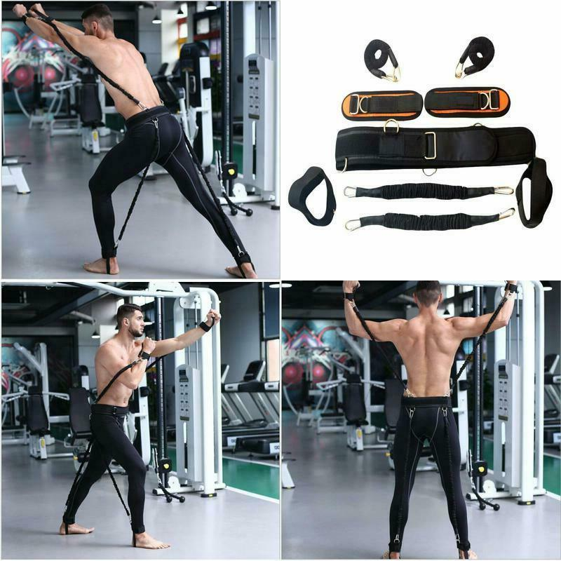 boxing exercise band yoga fitness resistance trainer