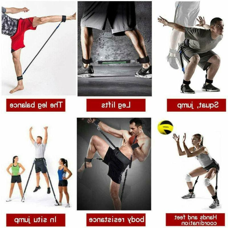 Boxing Fitness Bounce Training
