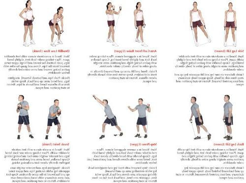 SPRI Xertube Band Exercise