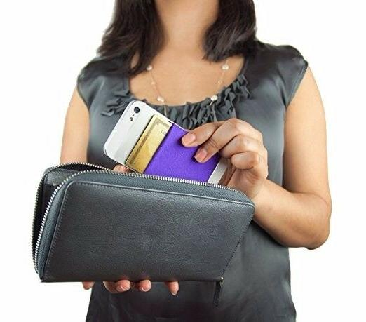 CardNinja Credit Card Smartphones, Black