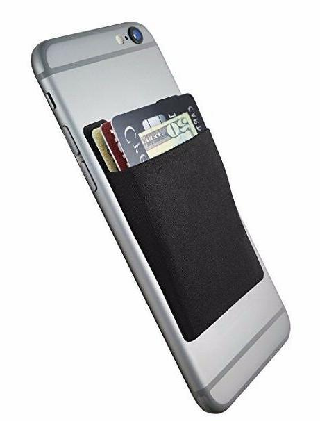 CardNinja Ultra-slim Credit Card Smartphones, Black
