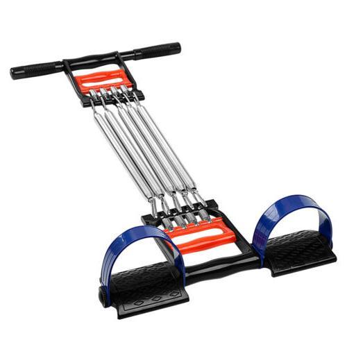 Chest Expander Adjustable Resistance Fitness Strength