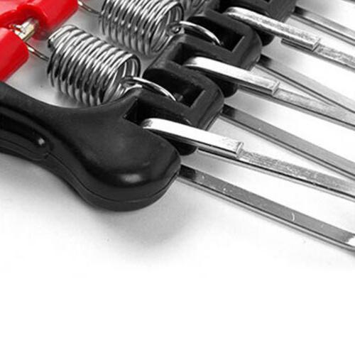 Chest Expander Removable Spring Adjustable Resistance Strength