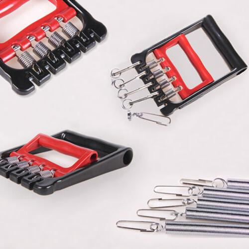 Chest Expander Hand Removable 5 Springs