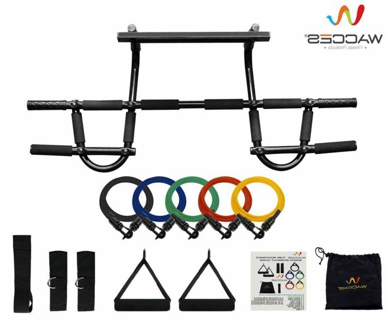Wacces Resistance Pull Up Bands