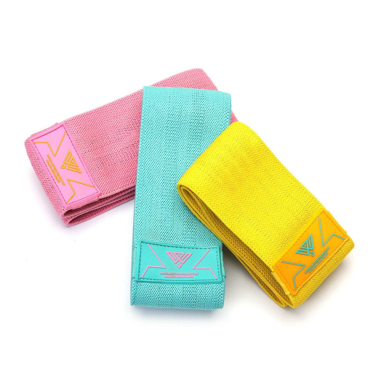 Cloth Bands of 3 Gym