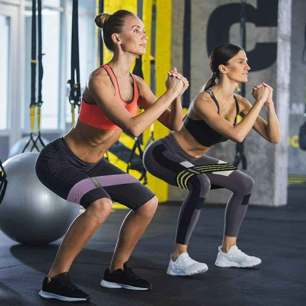 Cloth Bands Loop Set 3 Fitness