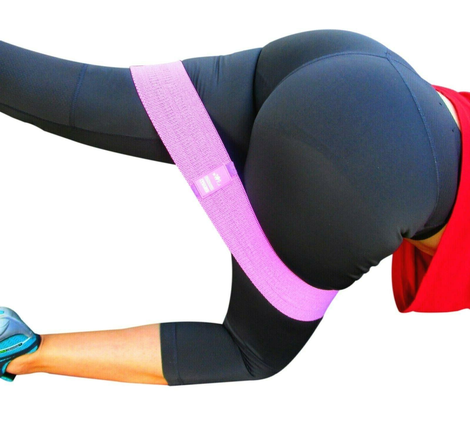 Cloth Fabric Booty Set of 3 Fitness