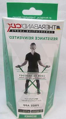 Thera-Band CLX Beginner Resistance Band, 1ct 087453130072J84