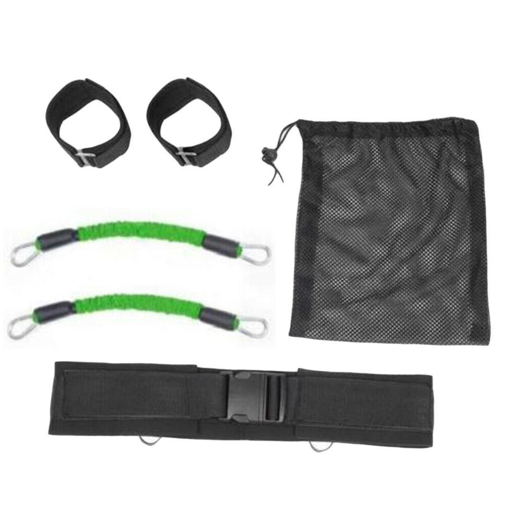 CW_ Fitness Bounce Resistance Band Strength Agility St