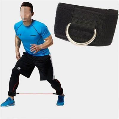 D-ring Training Workout Resistance Bands Thigh Strap