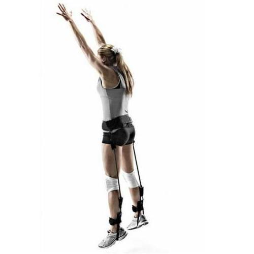 Resistance Band Bounce Training Device Jump Leg Strength Agi