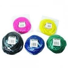 DSS CanDo Latex Free Exercise Tubing Rolls 5-piece set