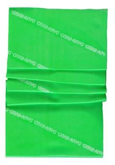 Dyna-Band Pre-Cut 3' Exercise Bands. 5 Pack - Green