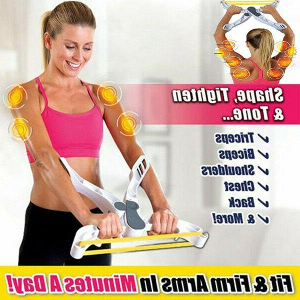 easy arm fitness equipment exerciser muscle toners
