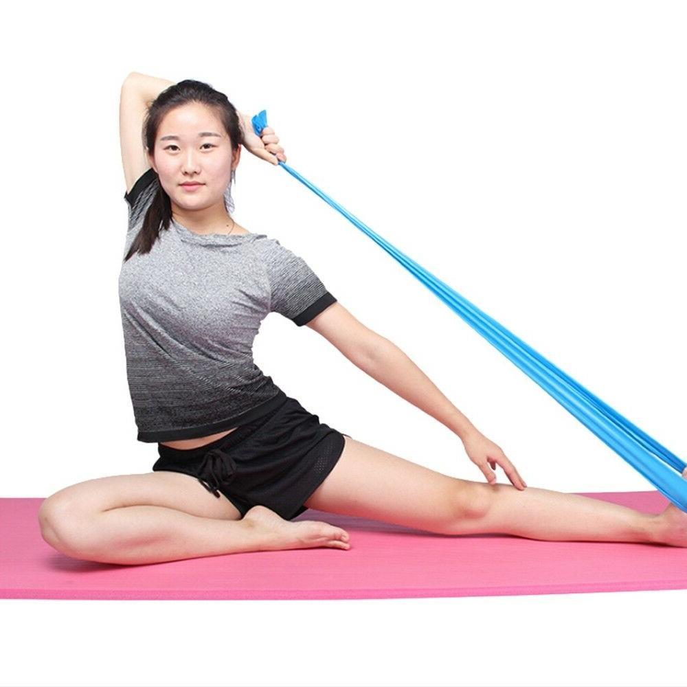 Elastic Exercise Rubber Equipment Yoga