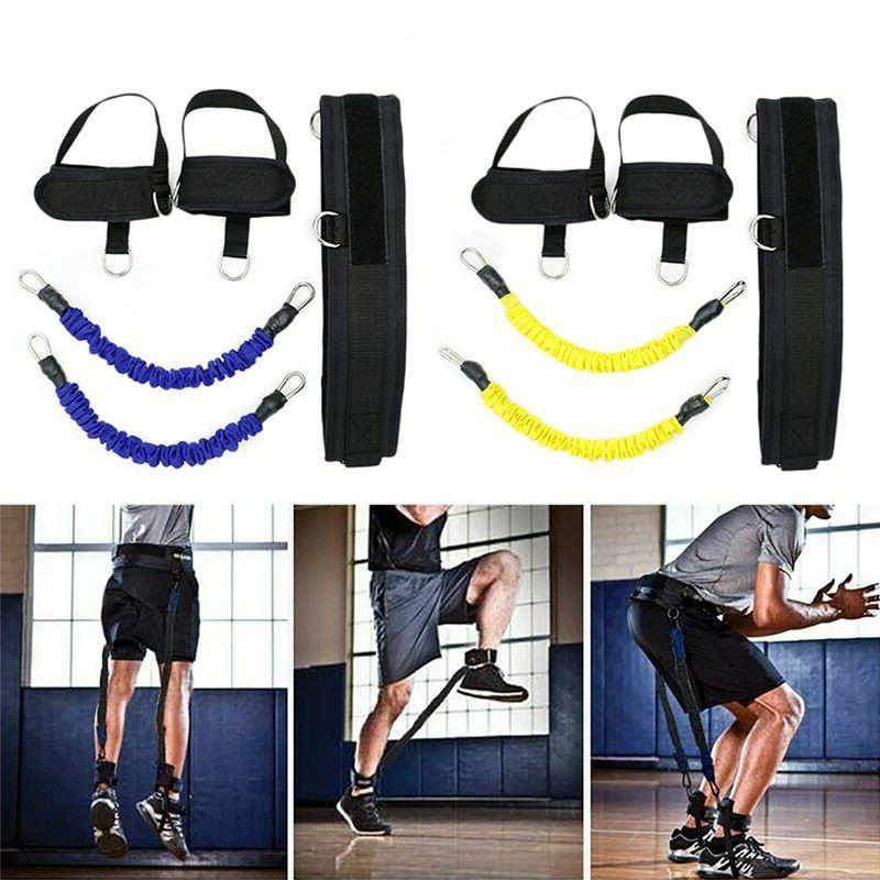 Elastic Resistance Trainer Jump Band Strength Fitness