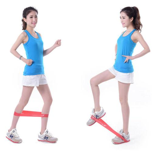 Sport Resistance Exercise Elastic Band Training