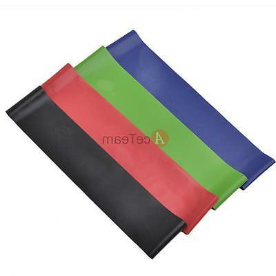 4pcs Exercise Ankle Loop Strap for