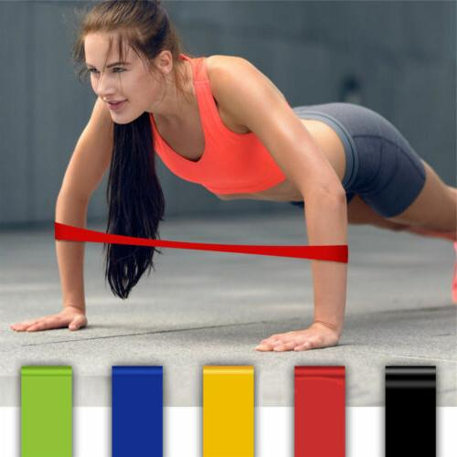 Exercise Fitness Workout Stretch Loop Legs