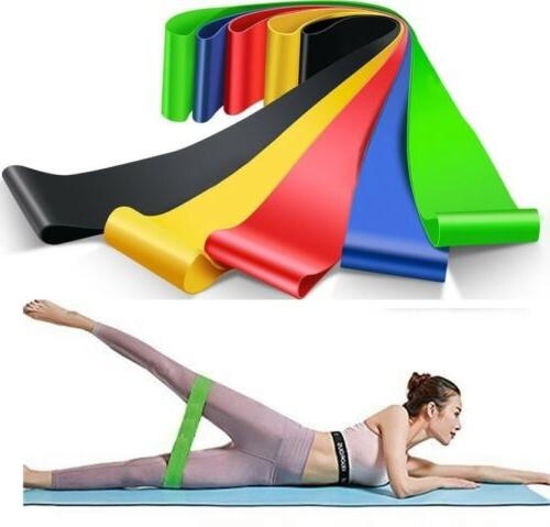 Exercise Bands Resistance Set Fitness