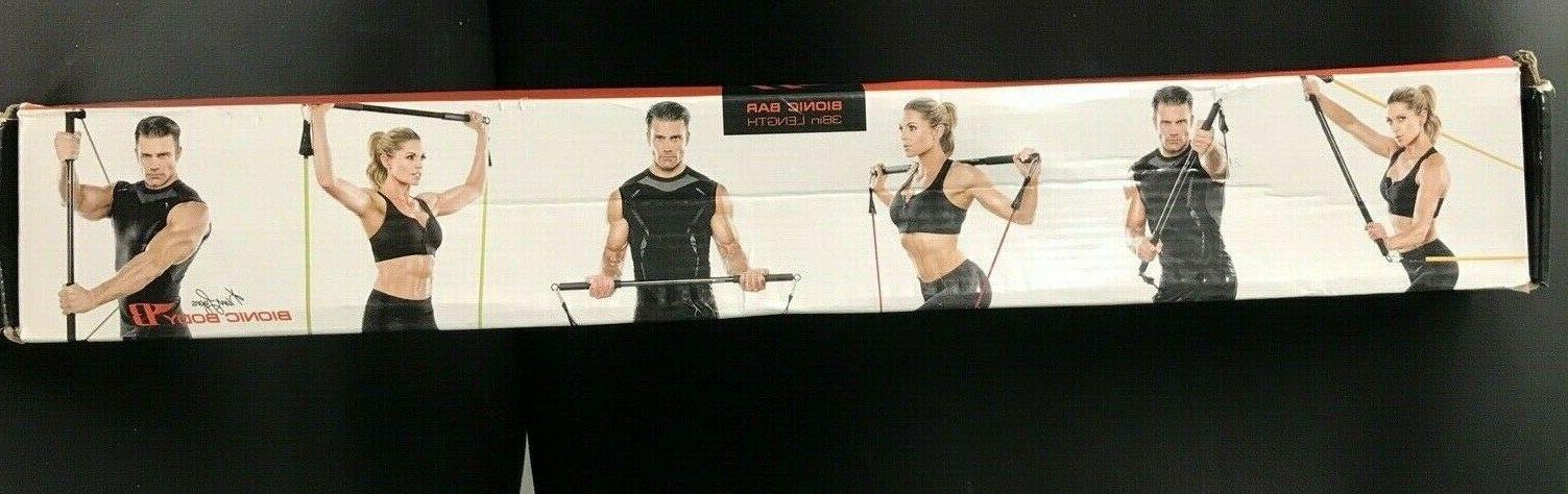 Bionic Body Exercise Bar by Kim Lyons