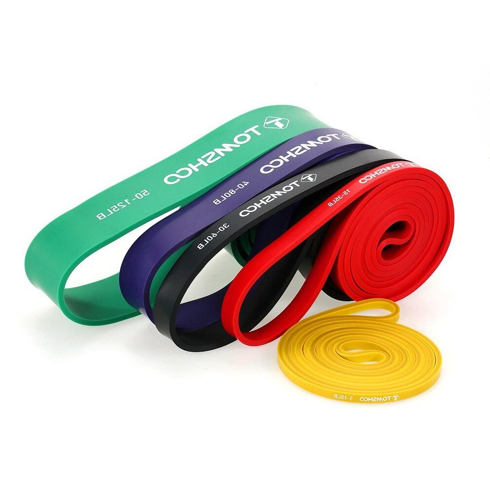 Exercise Assist <font><b>Set</b></font> Packs Up <font><b>Resistance</b></font> <font><b>Bands</b></font> fitness Stretch <font><b>Door</b></font>