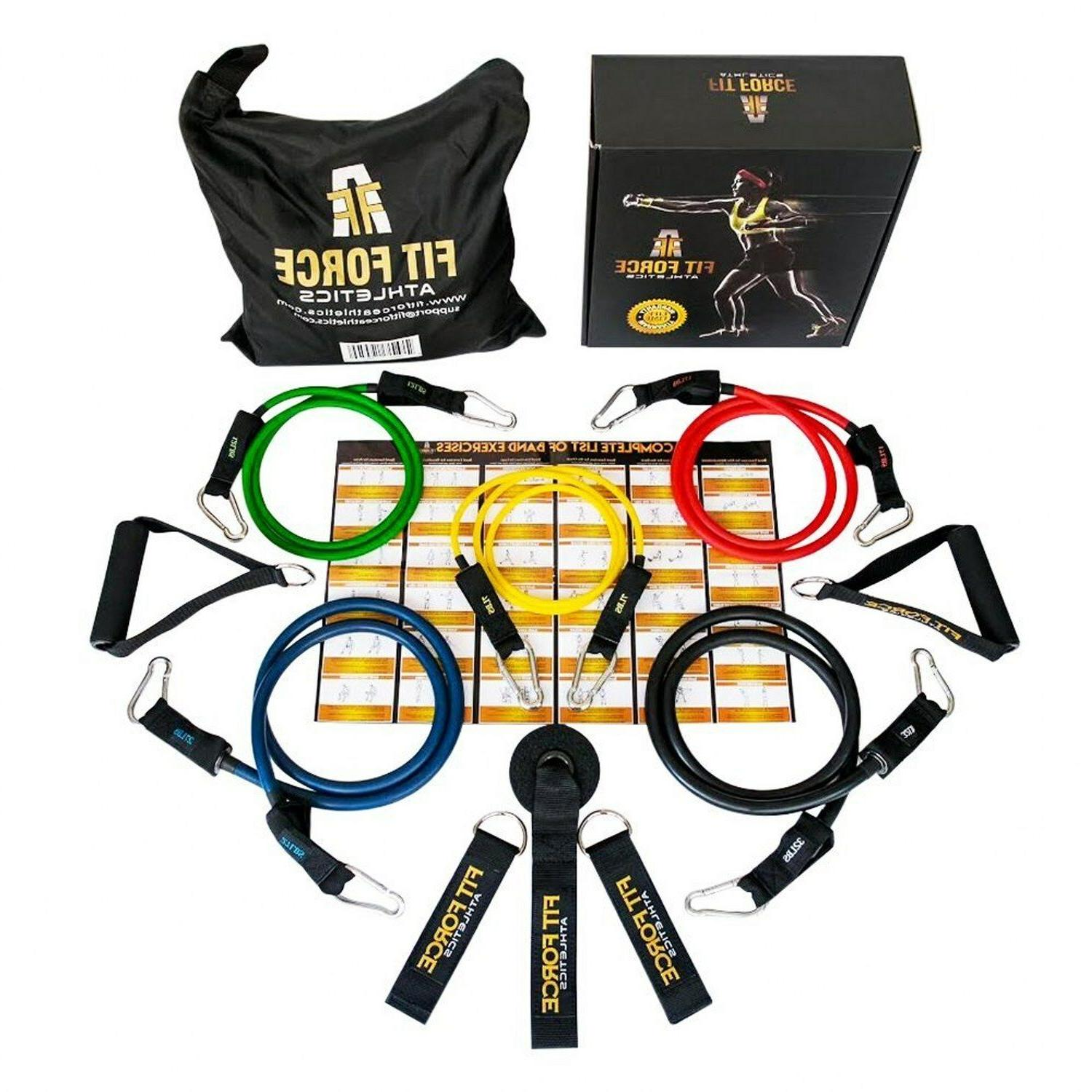 exercise equipment workout set 15 pcshome gym