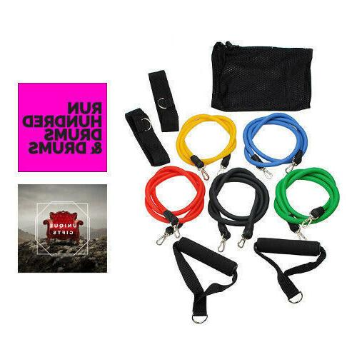 resistance bands high tension