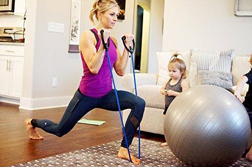 DYNAPRO Resistance Workout D Adjustable Length,