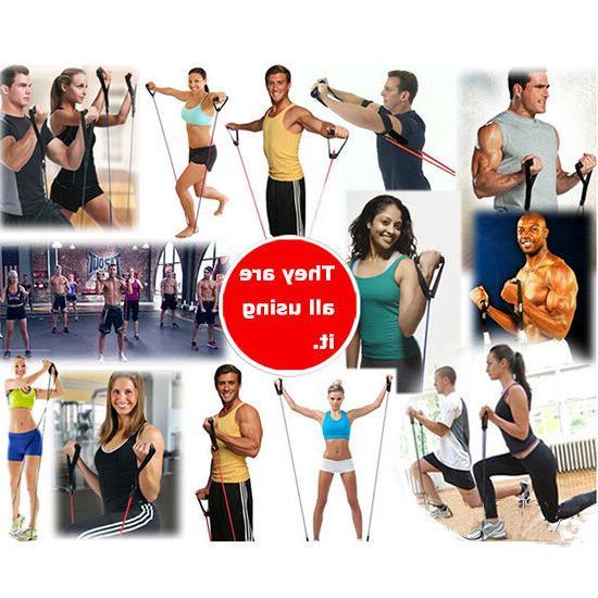 Exercise Latex Band Fitness Tube