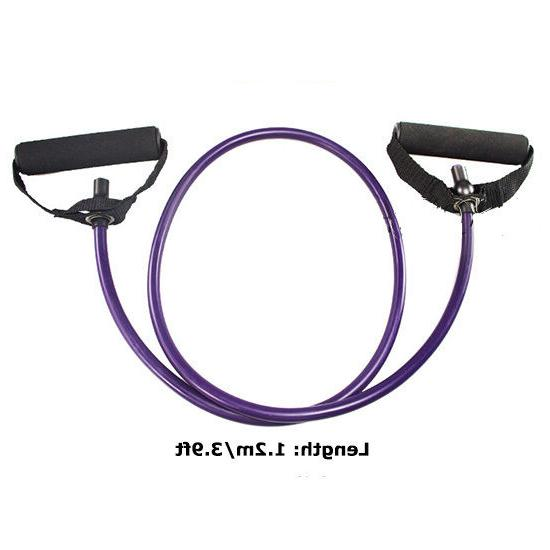 Exercise Resistance Band Fitness Tube Home