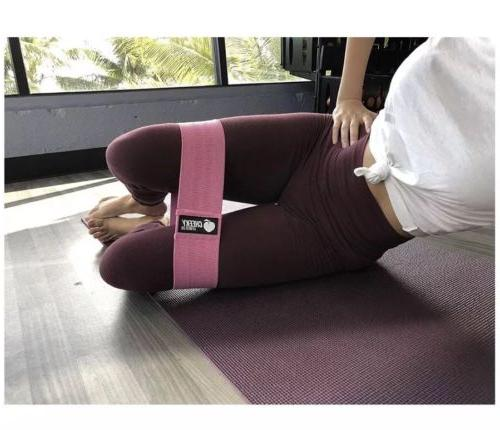 exercise resistance bands for legs and butt