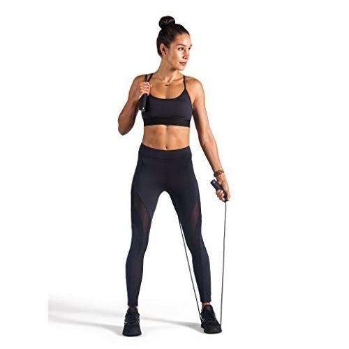 Exercise Loop Bands and Jumping Set Two Carpet Set 5 Bands for Legs Butt, Steel Adjustable