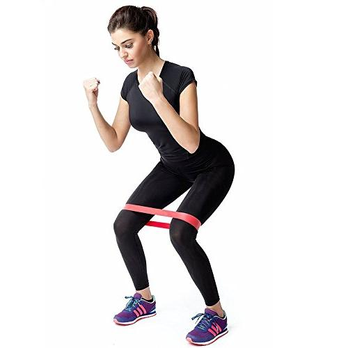 Exercise Sliders plus Loop Jumping Rope Two Carpet and Hard Floor, Set Bands for Legs Steel Wire Adjustable Rope