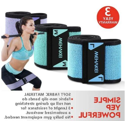 🌟Wehvkei Fabric Bands, Leg Set, Slip
