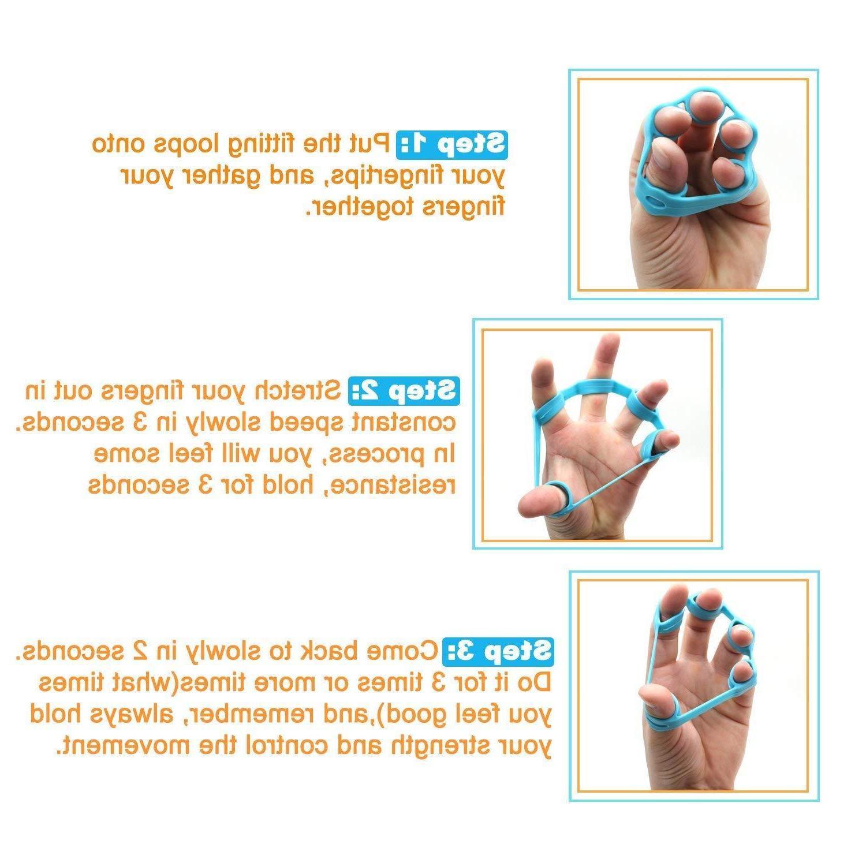 VIMOV Finger Pack, Hand