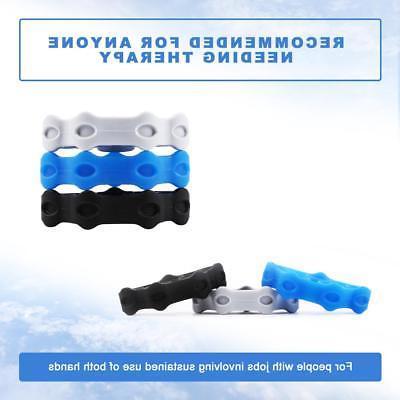 Finger Stretcher Resistance Bands Exerciser Strengthener