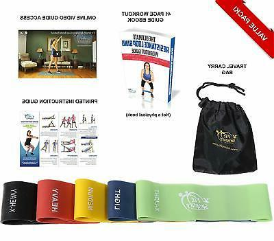 Fit Exercise with Guide, Bag, E