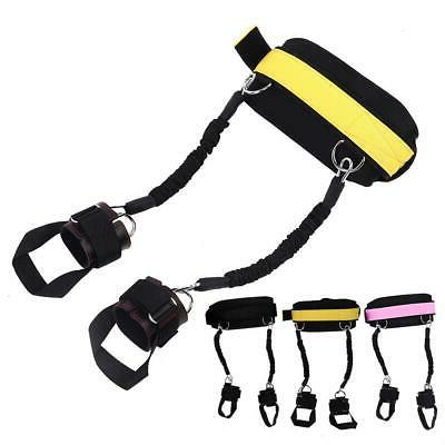 Fitness Trainer Resistance Band Basketball Running Jump STRAP