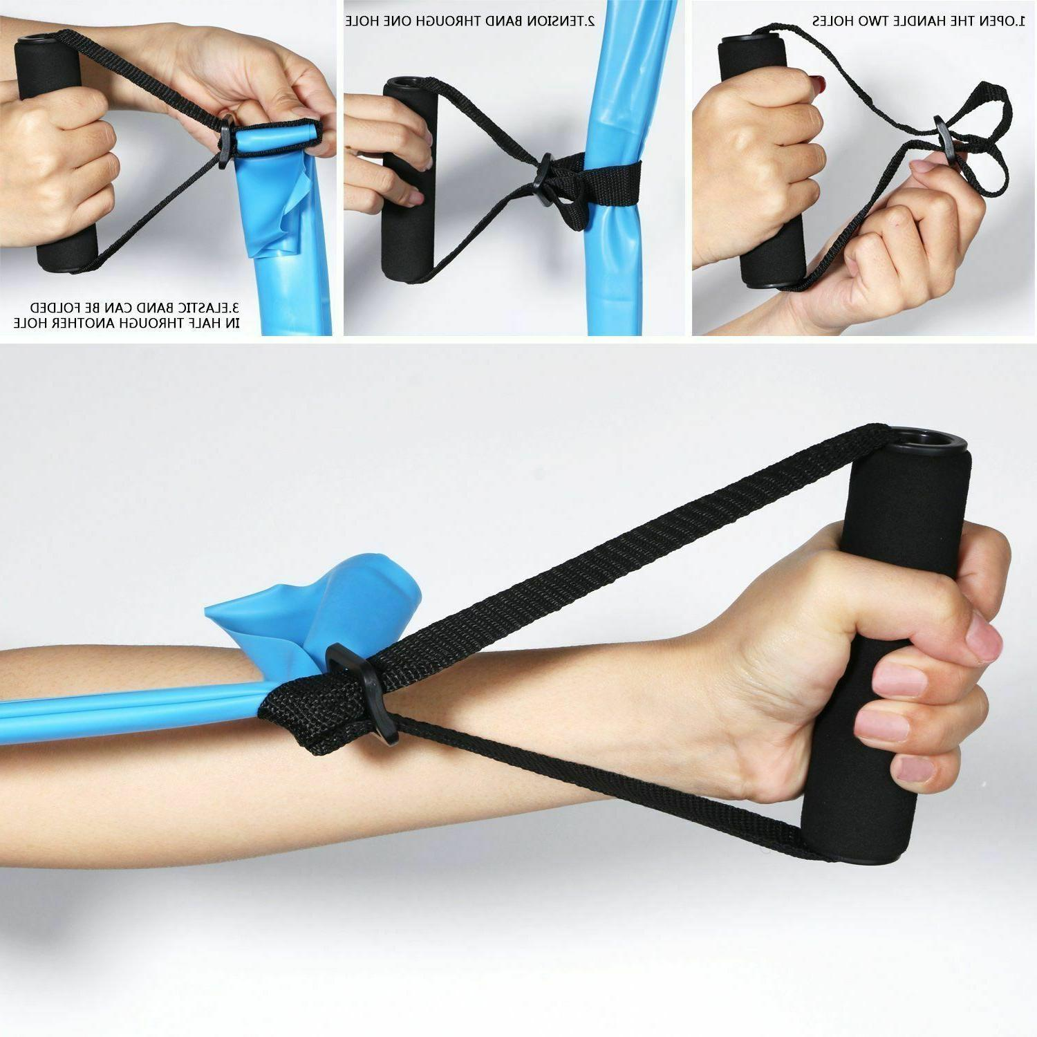 Fitness Equipment Pull Resistance Gym