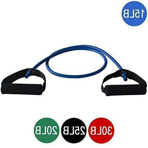 fitness equipment elastic exercise pull ropes resistance