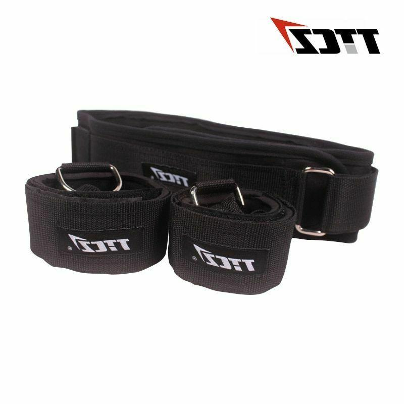 Fitness Jump Trainers Bands Strength belt