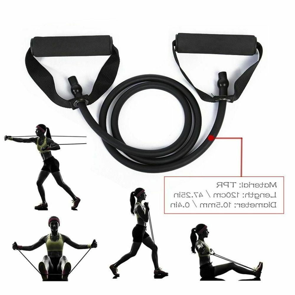 Fitness Latex Elastic Pilates Equipment Gym Pull